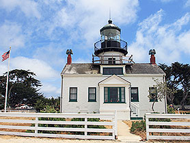 Point Pinos Lighthouse, California