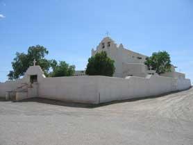 Laguna Pueblo Mission Church