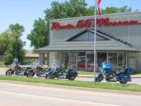Route 66 Museum Clinton, Oklahoma