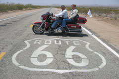 Route 66 Harley-Davidson Motorcycle Tours