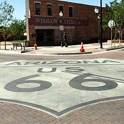 Motorcycle Tour Route 66