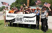Route 66 Anniversary Tour