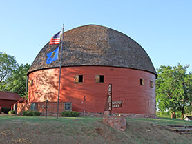 Round Barn, Route 66
