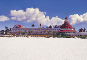 Hotel Del Coronado, Coronado Island, California