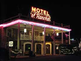 Hotel El Rancho Gallup, New Mexico