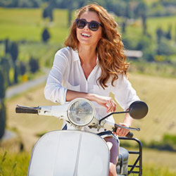 Scooter Tours Tuscany