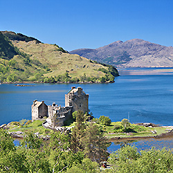 Motorcycle Tour Europe Scotland