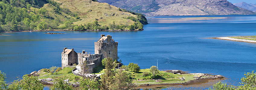 Scotland Motorcycle Tours