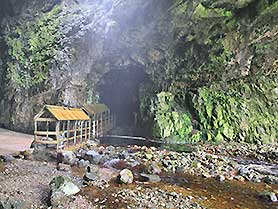 Smoo Caves, Scotland