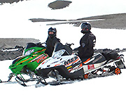 Snowmobile Tours Iceland