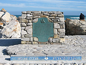 Cape L'Agulhas, South Africa