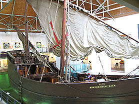 Bartolomeu Dias Ship Museum, Mossel Bay, South Africa