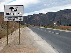 R62 - South Africa Route 66