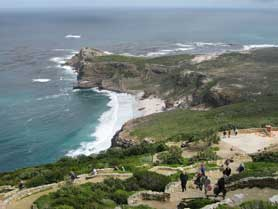 Cape Point, Cape of the Good Hope, South Africa