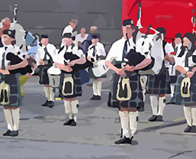 Stewart Pipers