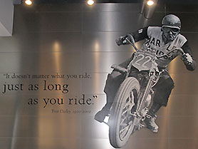 Trev Deeley, Motorcyclist from Canada