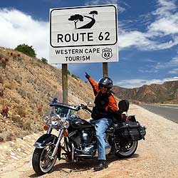 Guided Motorcycle Tour South Africa Wild Garden