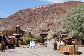 Ghost Town Calico