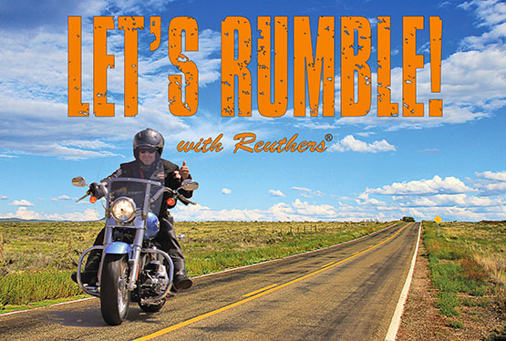 Video LET'S RUMBLE! with Reuthers