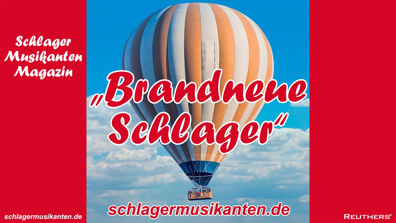 Brandneue Schlager - ab heute wieder auf Radio Schlager Musikanten