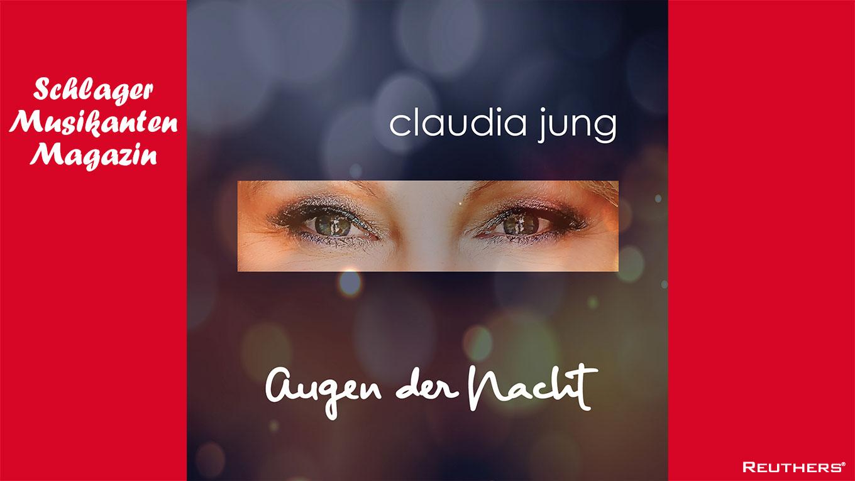 """Claudia Jung veröffentlicht """"Augen der Nacht"""""""
