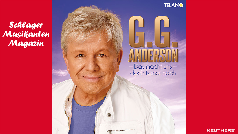 """G. G. Anderson veröffentlicht neue Single """"Das macht uns doch keiner nach"""""""