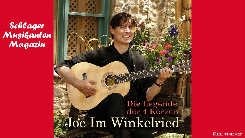 """Joe Im Winkelried - """"Die Legende der 4 Kerzen"""""""