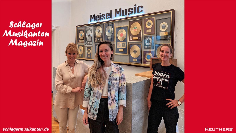 Linda Stark setzt auf die Meisel Musikverlage