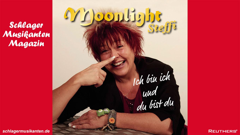 """Moonlight Steffi ist """"Künstlerin der Woche"""" in der """"68. Schlager Hitparade"""""""