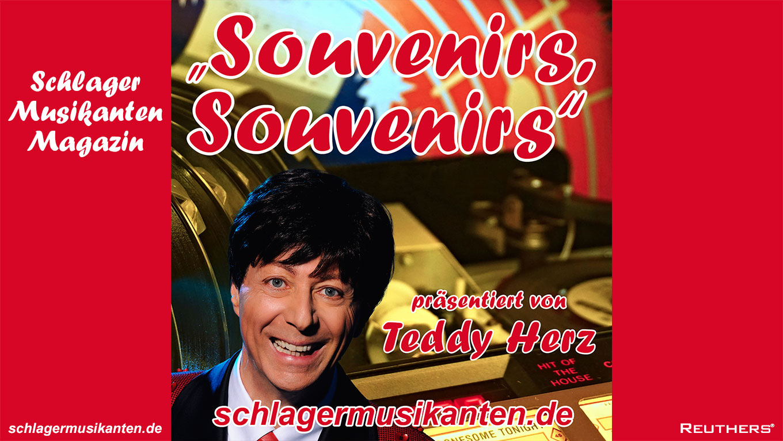 Teddy Herz präsentiert die 5. Ausgabe von Souvenirs, Souvenirs